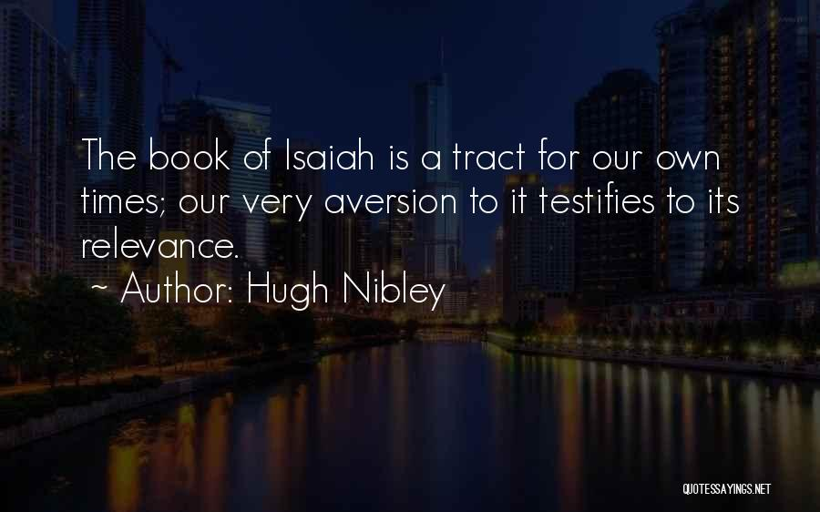 Hugh Nibley Quotes 1177032