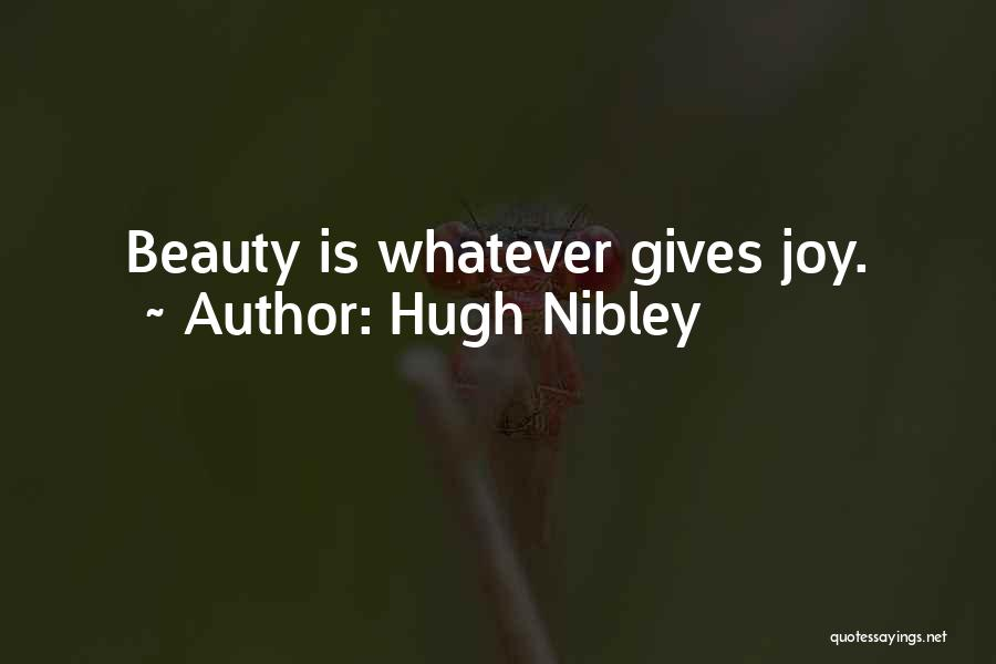 Hugh Nibley Quotes 1339222