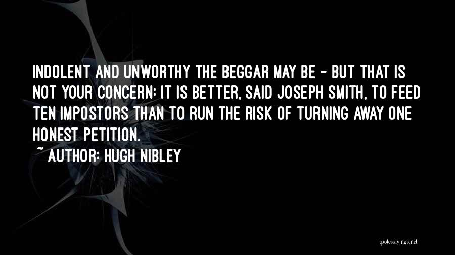 Hugh Nibley Quotes 1384414