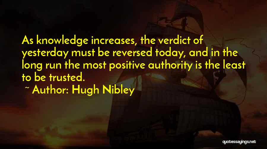 Hugh Nibley Quotes 1592345
