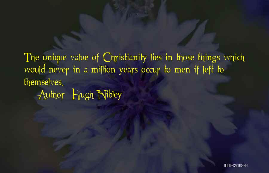 Hugh Nibley Quotes 1654797