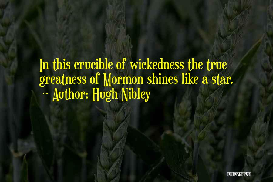 Hugh Nibley Quotes 2199011