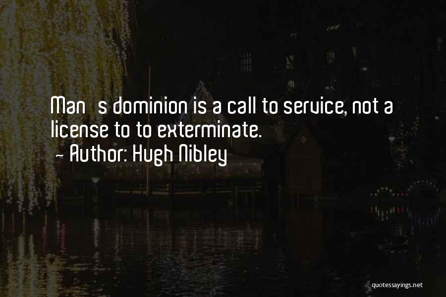 Hugh Nibley Quotes 600188