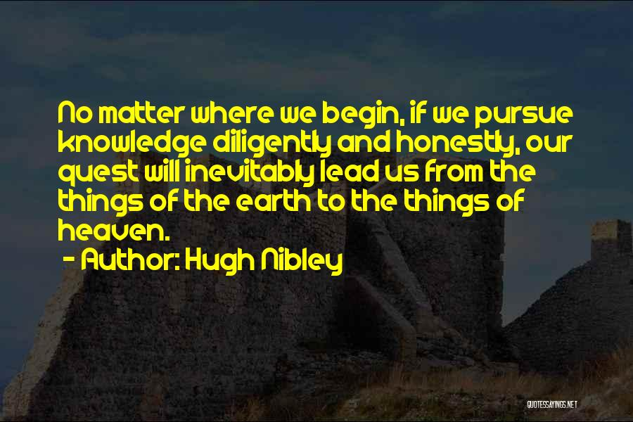 Hugh Nibley Quotes 993253