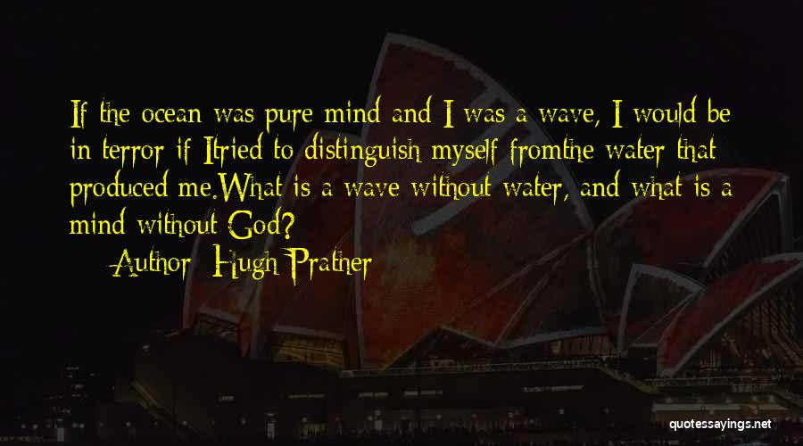 Hugh Prather Quotes 1773591