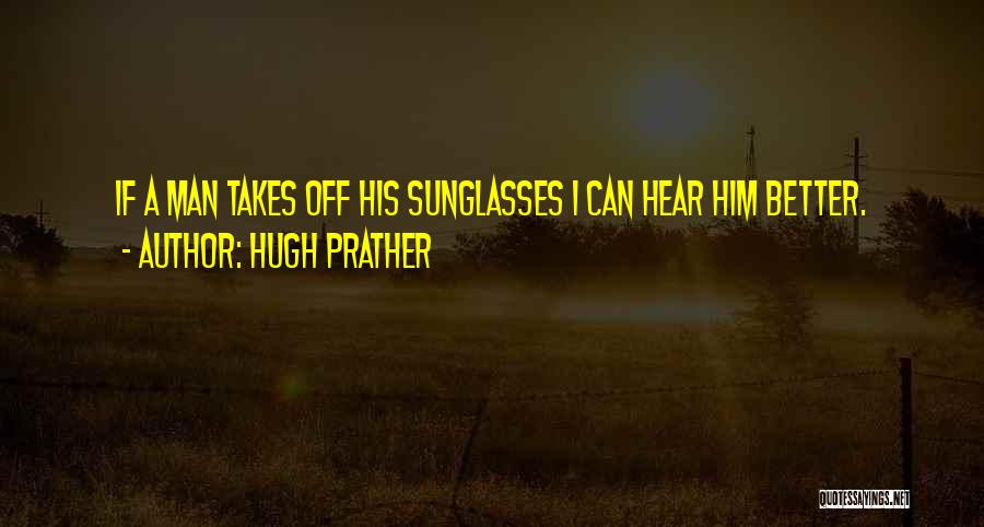 Hugh Prather Quotes 2025119