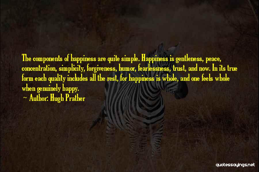Hugh Prather Quotes 368399