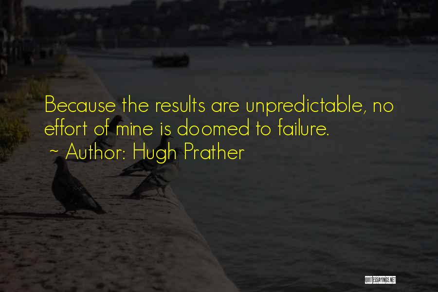 Hugh Prather Quotes 712319