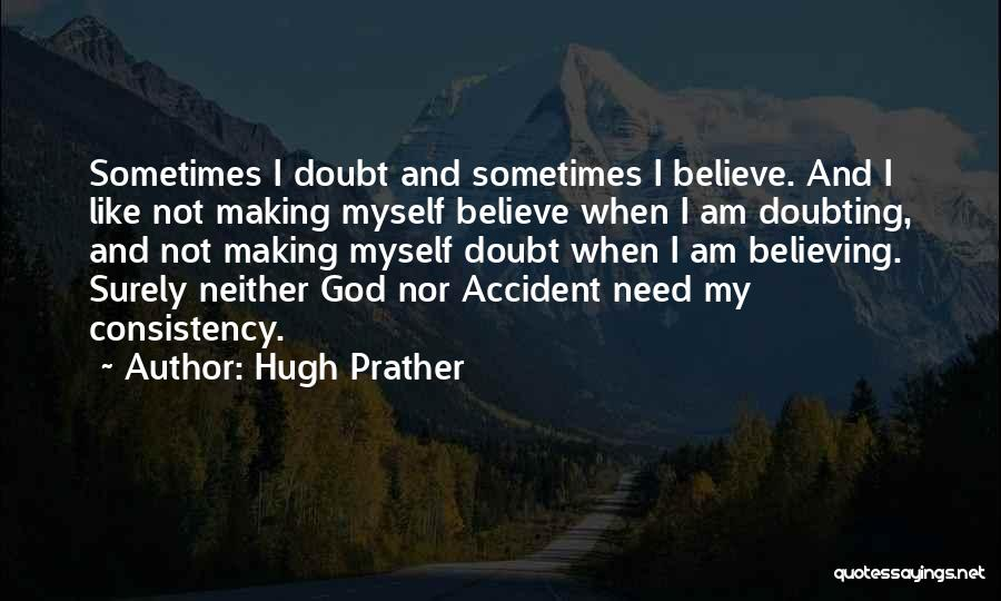 Hugh Prather Quotes 789534