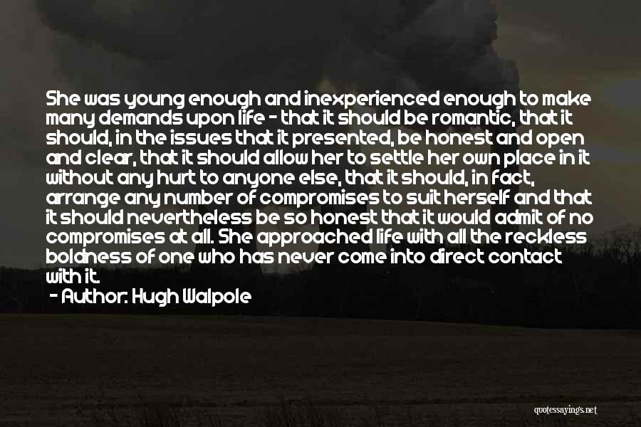 Hugh Walpole Quotes 1404163