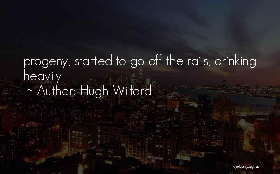 Hugh Wilford Quotes 1511033