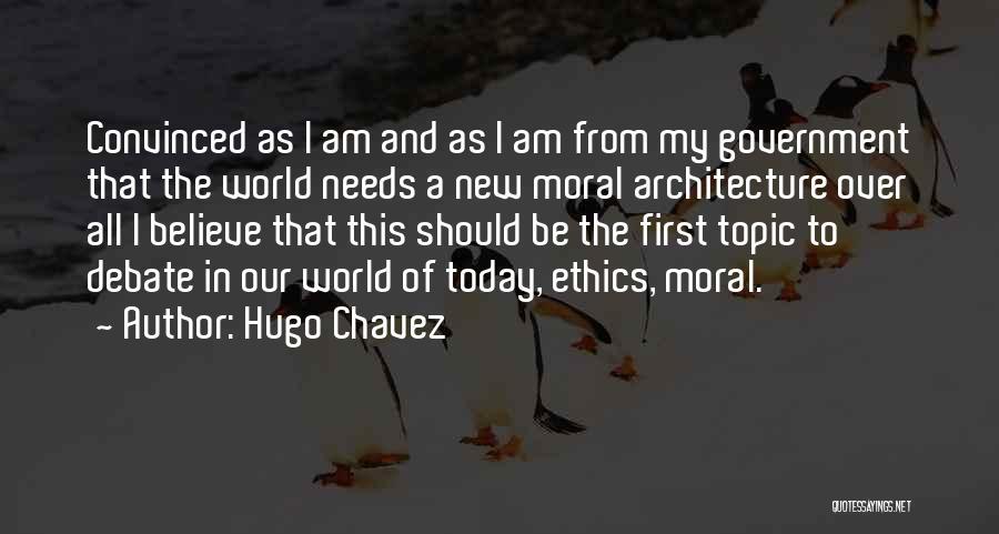 Hugo Chavez Quotes 1260859