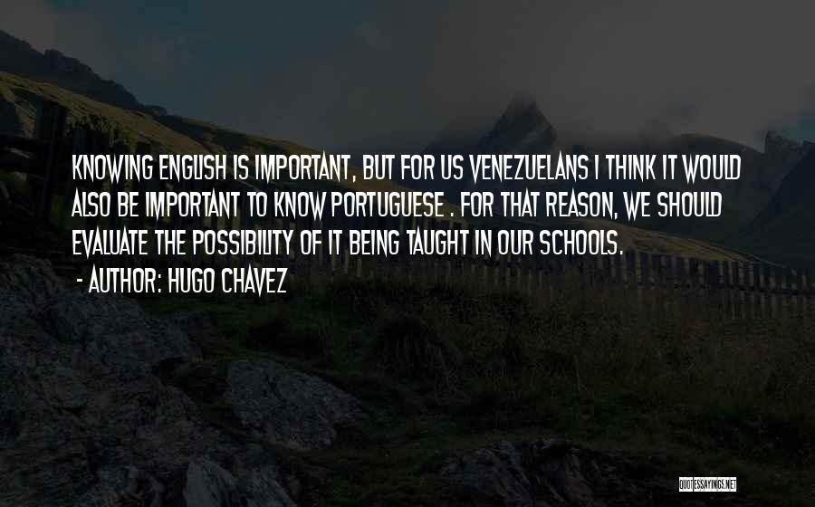 Hugo Chavez Quotes 1591857