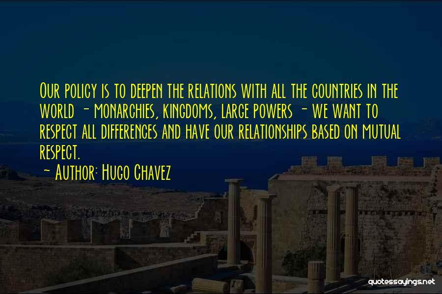 Hugo Chavez Quotes 1615968