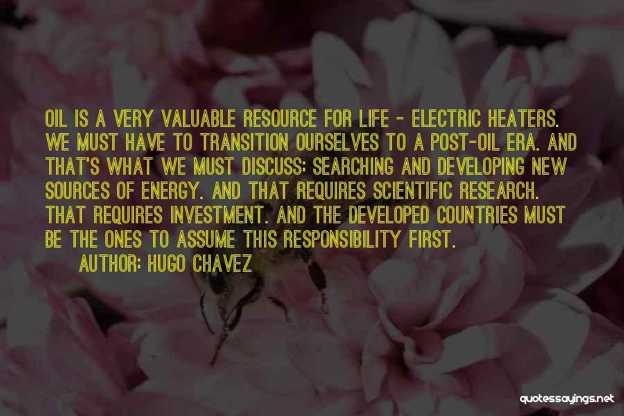 Hugo Chavez Quotes 1725936