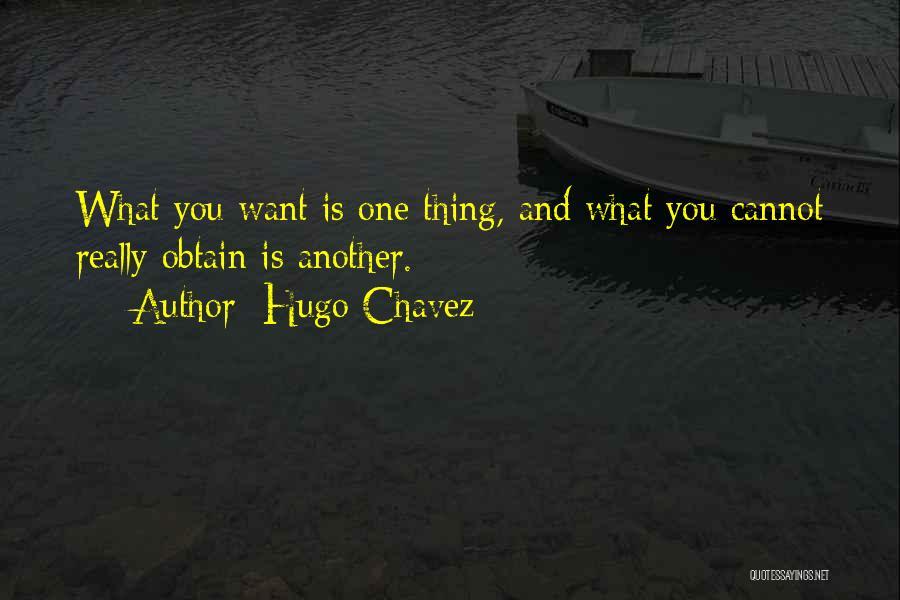 Hugo Chavez Quotes 1729972