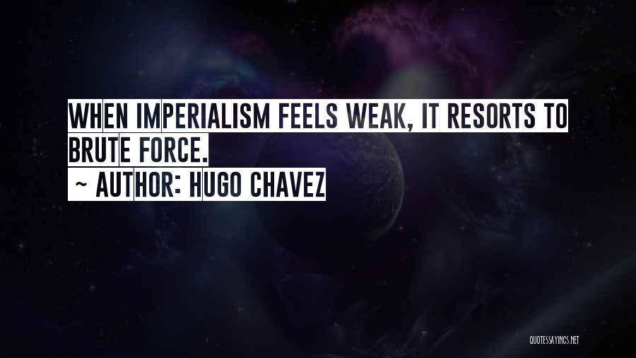 Hugo Chavez Quotes 1866175