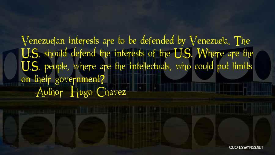 Hugo Chavez Quotes 1952376