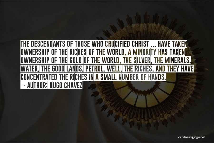 Hugo Chavez Quotes 2205727