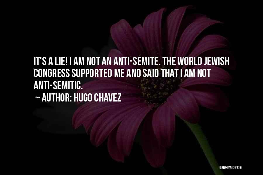 Hugo Chavez Quotes 225645
