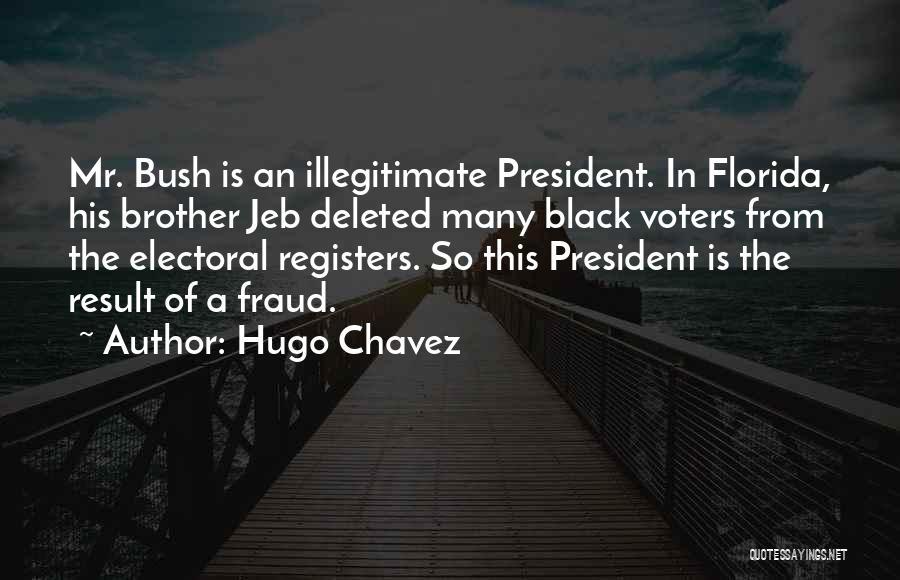 Hugo Chavez Quotes 299843