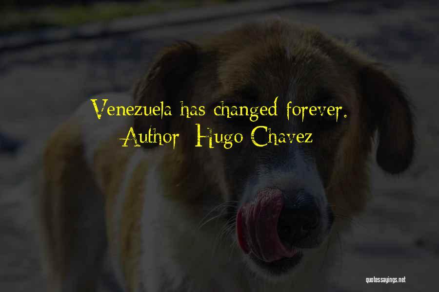 Hugo Chavez Quotes 430958