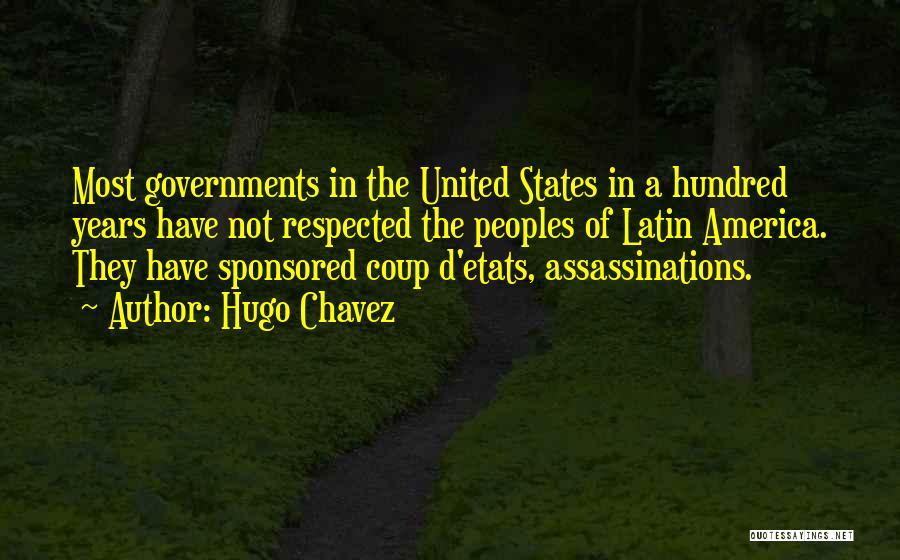 Hugo Chavez Quotes 636540