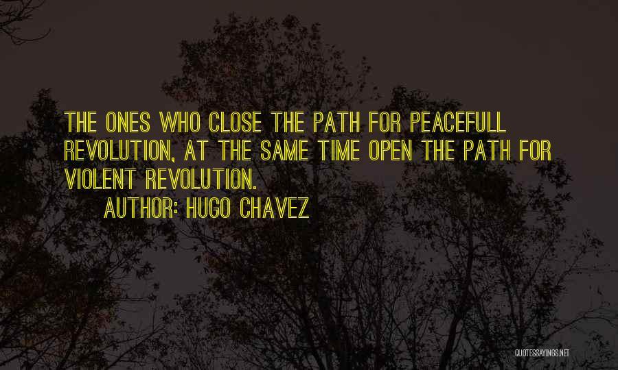 Hugo Chavez Quotes 931174