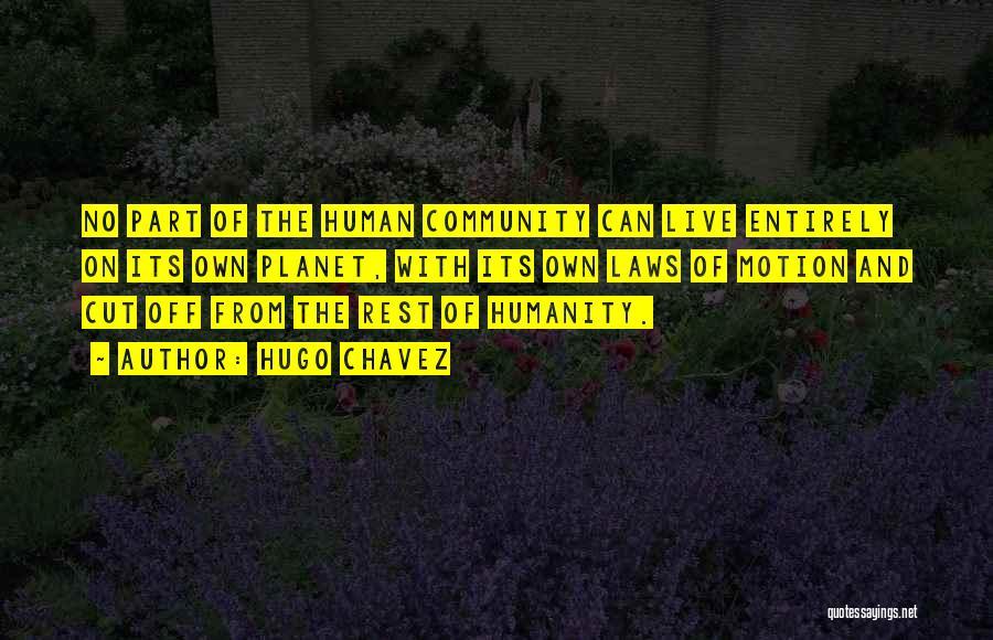 Hugo Chavez Quotes 939278