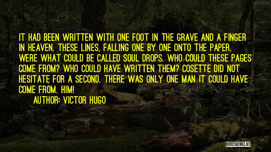 Hugo Victor Quotes By Victor Hugo