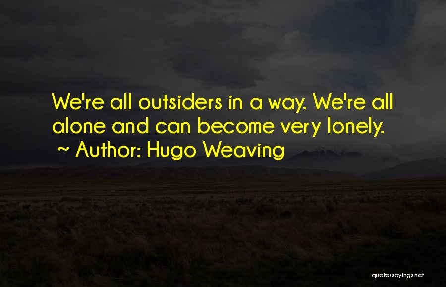Hugo Weaving Quotes 1348877