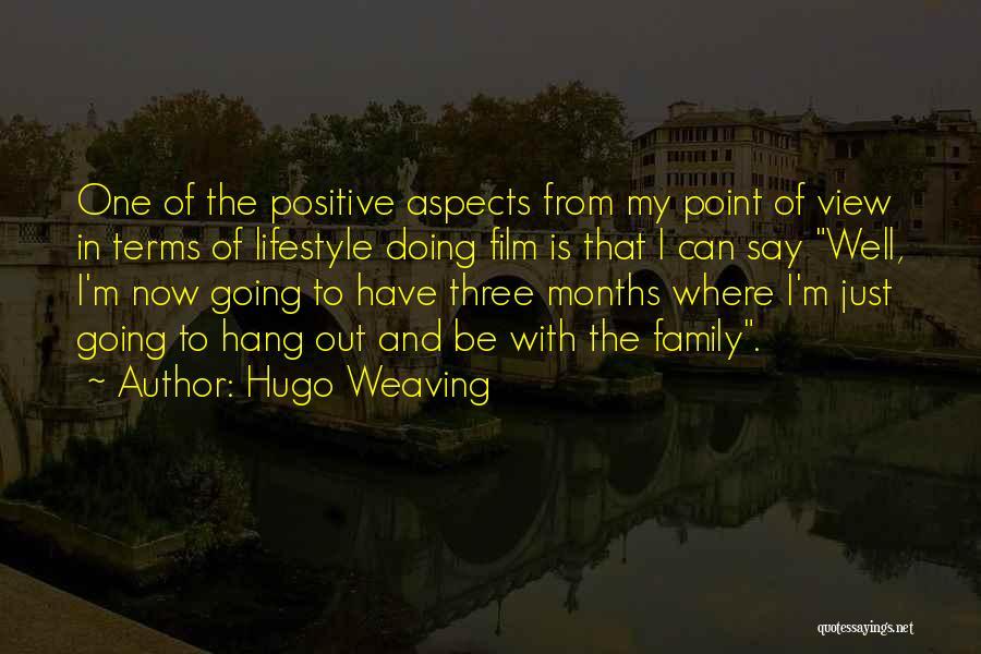Hugo Weaving Quotes 216215