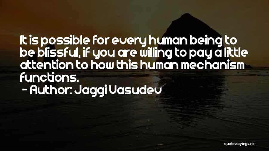 Human Perception Quotes By Jaggi Vasudev
