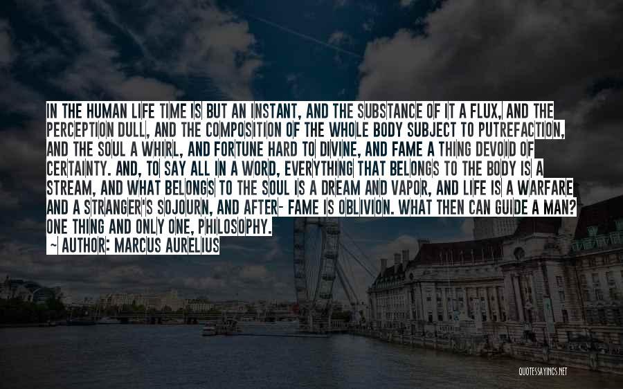 Human Perception Quotes By Marcus Aurelius