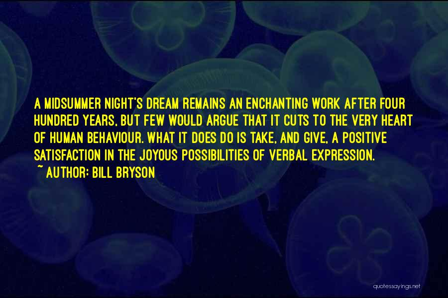 Human Remains Quotes By Bill Bryson
