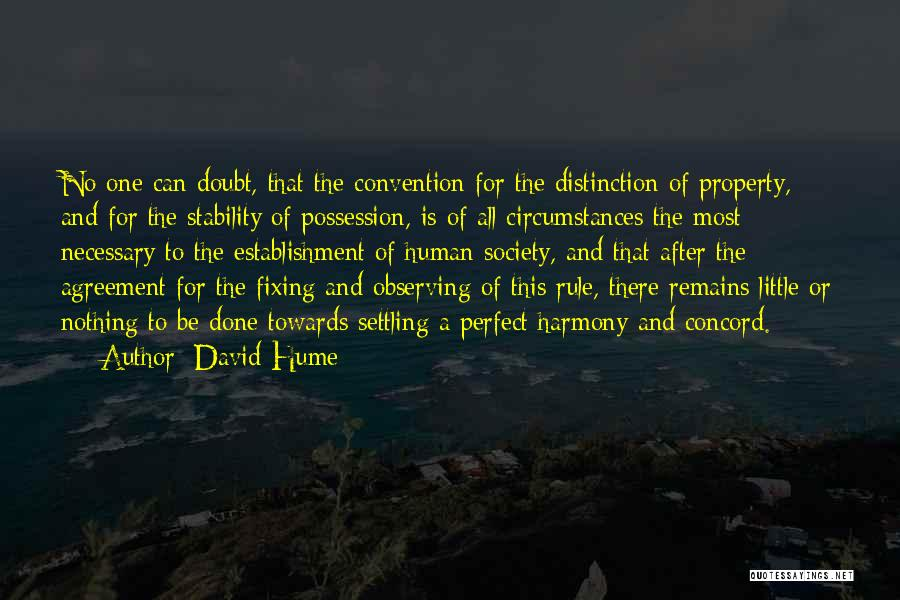 Human Remains Quotes By David Hume