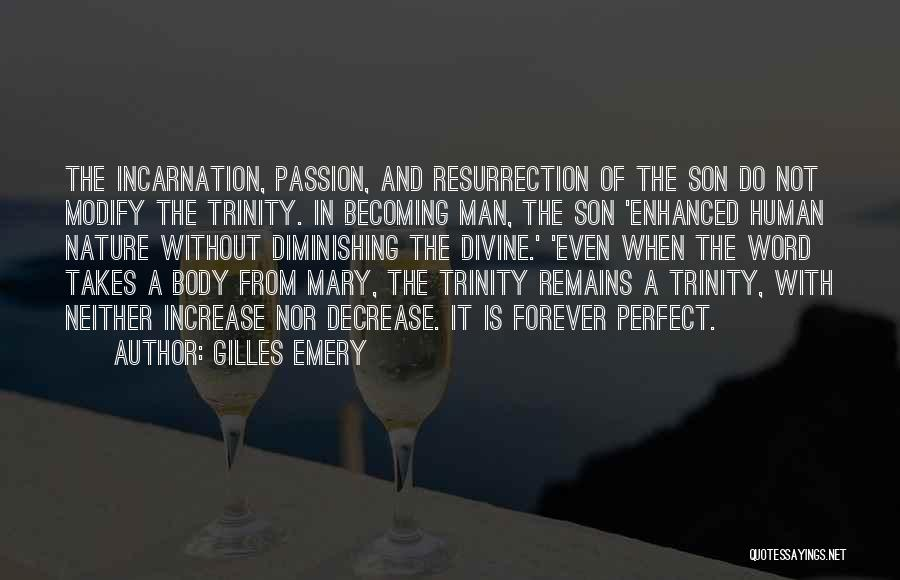 Human Remains Quotes By Gilles Emery