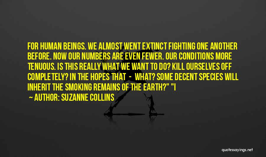 Human Remains Quotes By Suzanne Collins