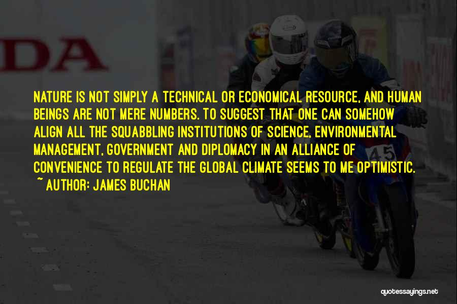 Human Resource Management Quotes By James Buchan