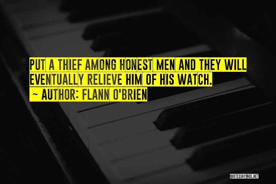 Humanity And Society Quotes By Flann O'Brien