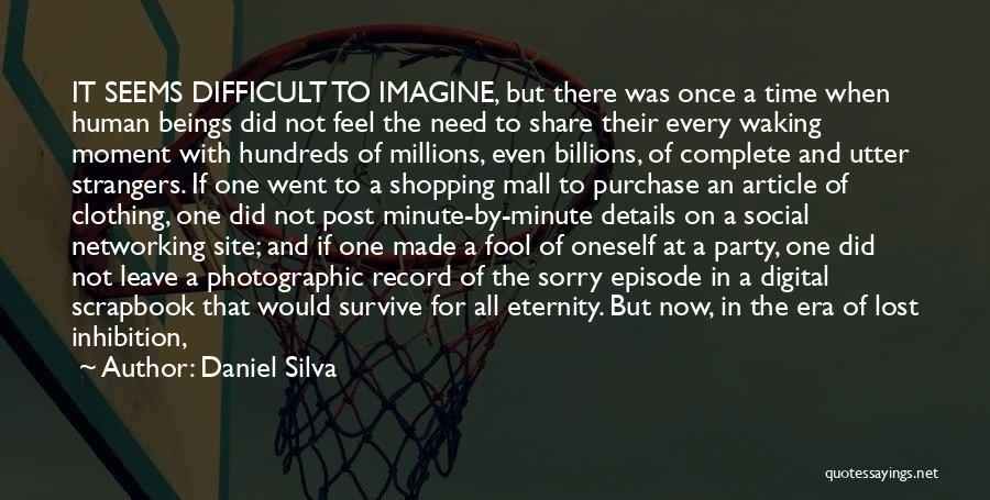Humiliating Quotes By Daniel Silva