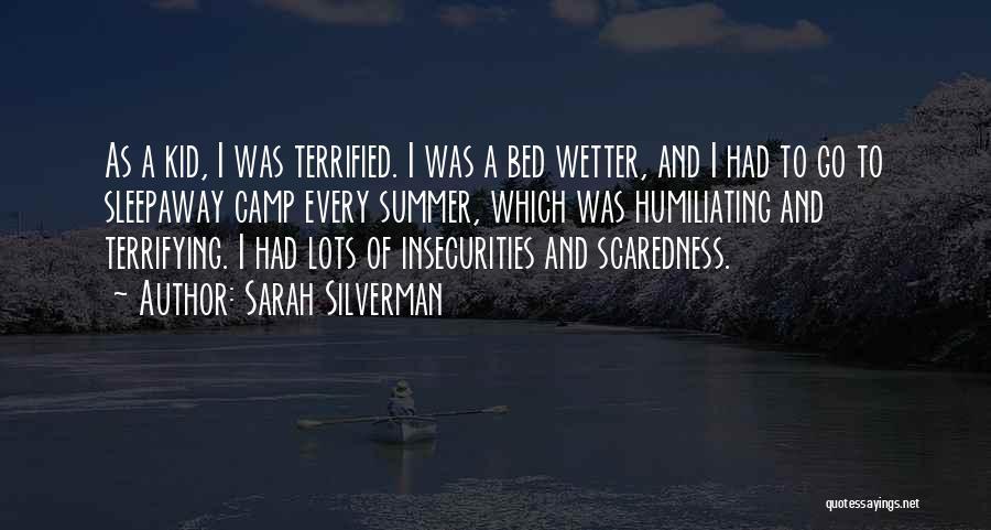 Humiliating Quotes By Sarah Silverman