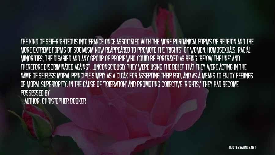 Humorless Quotes By Christopher Booker
