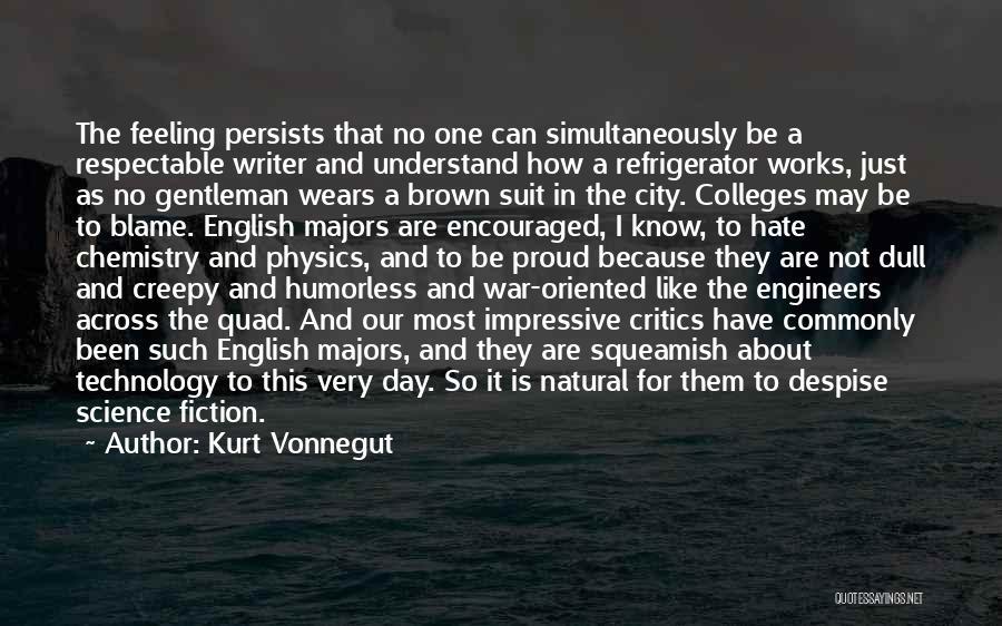 Humorless Quotes By Kurt Vonnegut