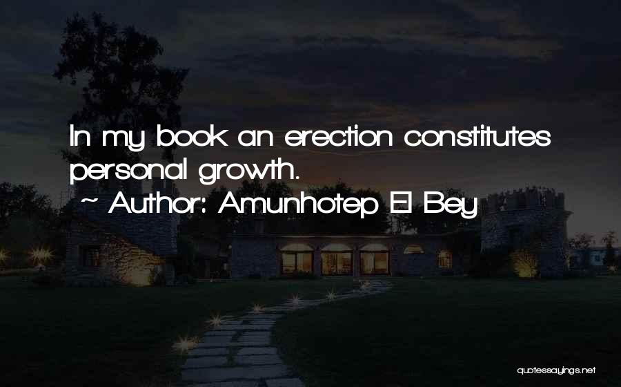 Humorous Book Quotes By Amunhotep El Bey