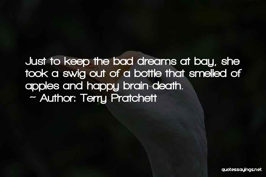 Humorous Death Quotes By Terry Pratchett