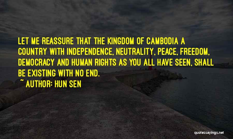 Hun Sen Quotes 1324423