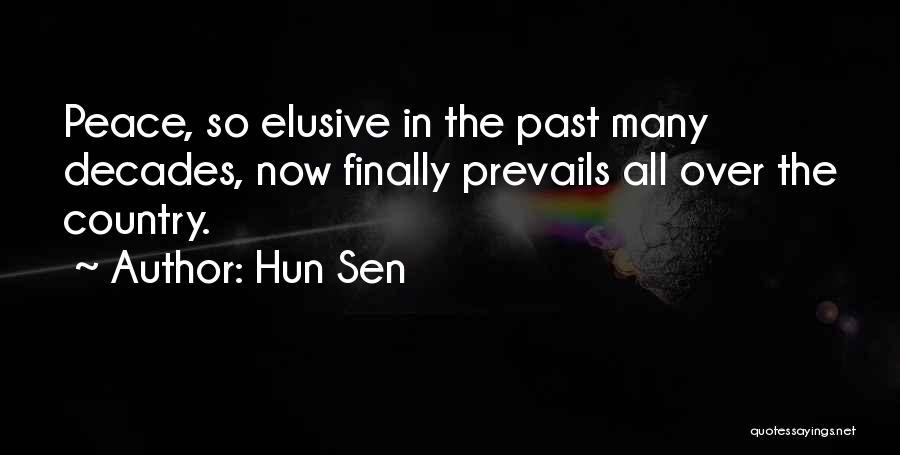 Hun Sen Quotes 2240492
