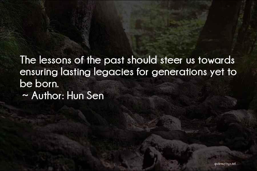 Hun Sen Quotes 245652