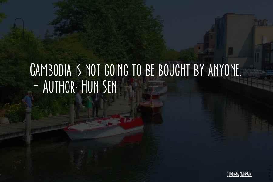 Hun Sen Quotes 350352